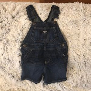 Overall shorts - Osh Kosh B'gosh